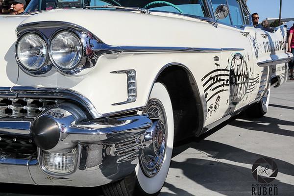 Viva Las Vegas 19 Car Show