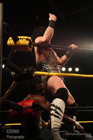 CZW 1/14/12 - Rich Swann vs Sami Callihan