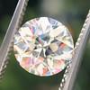 1.55ct Old European Cut Diamond GIA L VS1 0