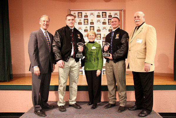 Gaziano Lineman Awards 2011-2012