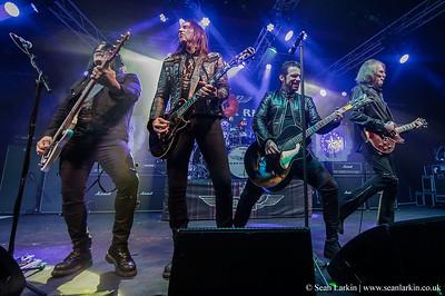 Black Star Riders - Hard Rock Hell XI