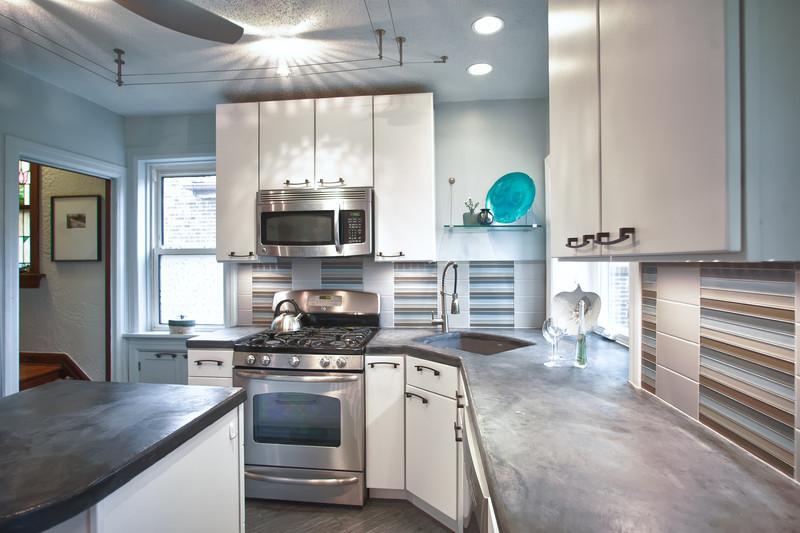 Dana King White Kitchen