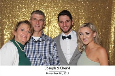 Joseph and Cheryl Champagne 11/9/19