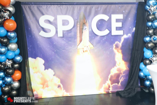 Space Remix Day Party