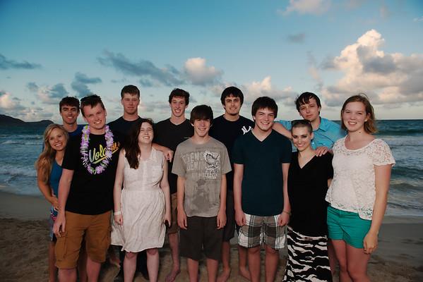 Hawaii Reunion 2013