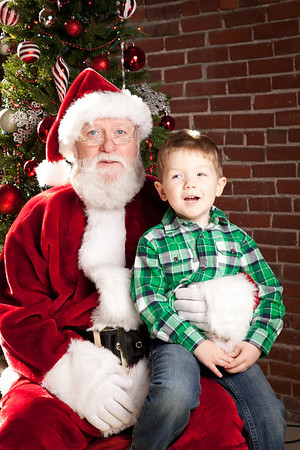2013 Santa - All the Good Ones