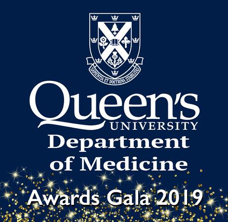 Queen's Department Of Medicine Awards Dec 5 2019 (Prints)