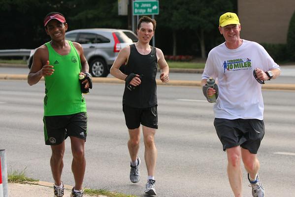 XMP - July 30th 2011 - 18 Mile Training Run