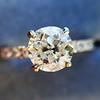 .81ct Old European Cut Diamond in Brian Gavin Setting 18