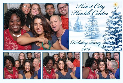 Heart City Health - Holiday Party 2016