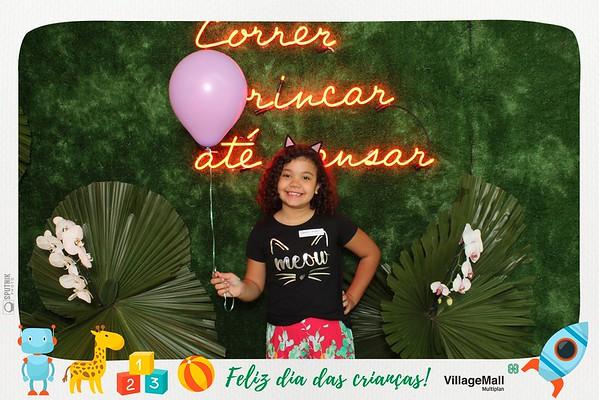 Dia das Crianças - Village Mall