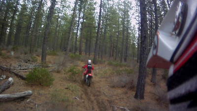 Singletrackin' with Racey April11