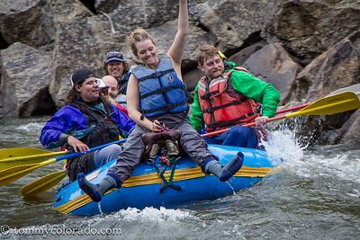 2017 River Rafting