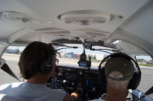 2012-08-27 - Flight over Santa Ynez