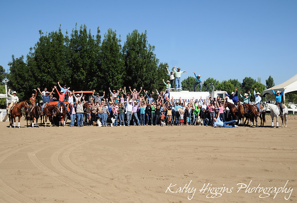 "WCRHA- ""Best in the West"" July 7-10, 2011 (sorted by horse's name)"