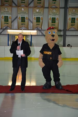 Tournoi de hockey annuel Police Militaire Val Cartier