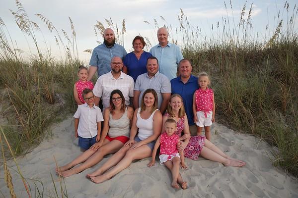 The  Langan Family
