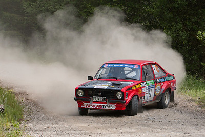 2015-05-30 Rally Severn Valley Stages