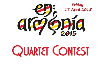 2015-0417 SABS -Quartet Contest