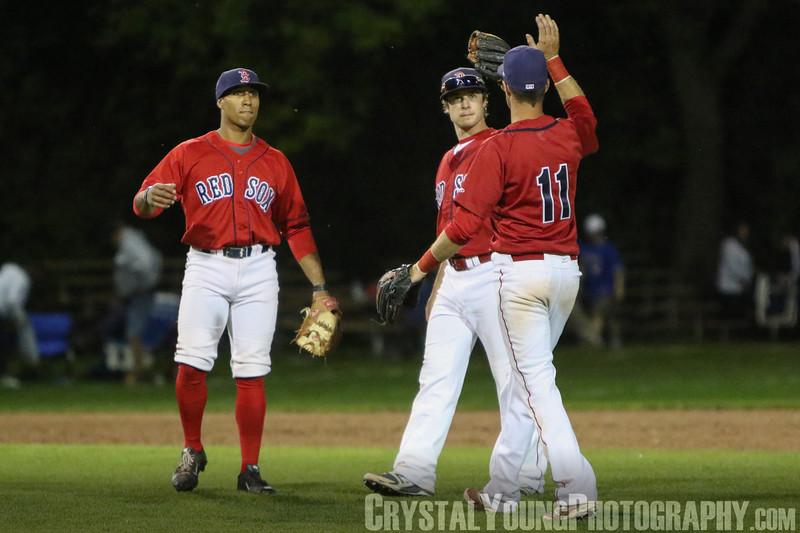 London Majors at Brantford Red Sox June 19, 2015