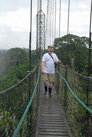 Sacha Lodge and Birding on the Napo Amazon