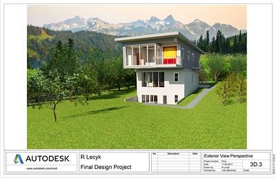 Revit - House Project