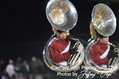 10-27-2017 Quince Orchard HS Marching Band, Photos by Jeffrey Vogt Photography