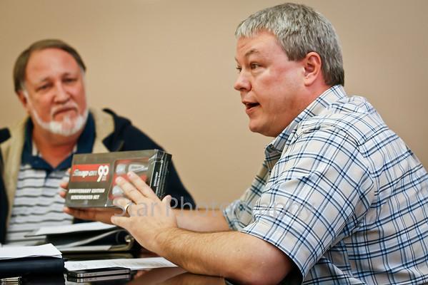 CCOT Meeting 1-23-2012
