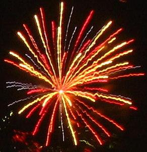 New York July 4, 2006 Fireworks