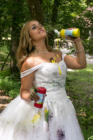 2013 Trash the Dress Photoshoot - July 30, 2013 - Patapsco Valley State Park - Sophia