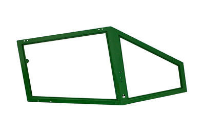 FENDT FARMER SERIES LH CAB DOOR FRAME