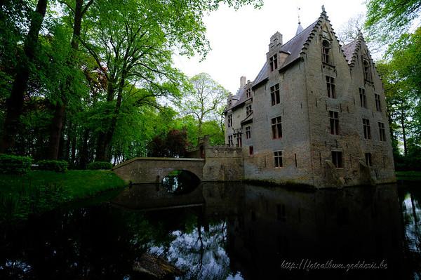 "Belgium ""Kasteel van Beauvoorde"