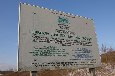 LORBERRY JUNCTION WETLAND PROJECT