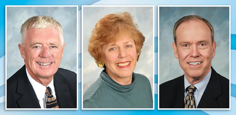 Board Trustees Re-elected
