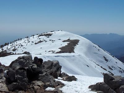 Mount Baldy, 04/12/2008