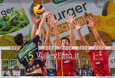 1ª #SuperLega: Kioene Padova - Bunge Ravenna