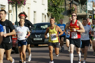 Cricklade Half and 10K 2009