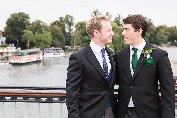Ditton Manor Wedding