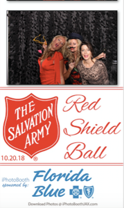 Salvation Army Red Ball