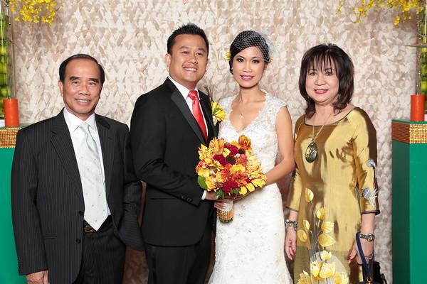 Van & Tung's Wedding