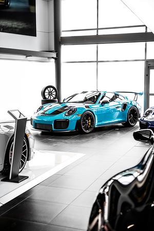 Porsche North Toronto GT2RS