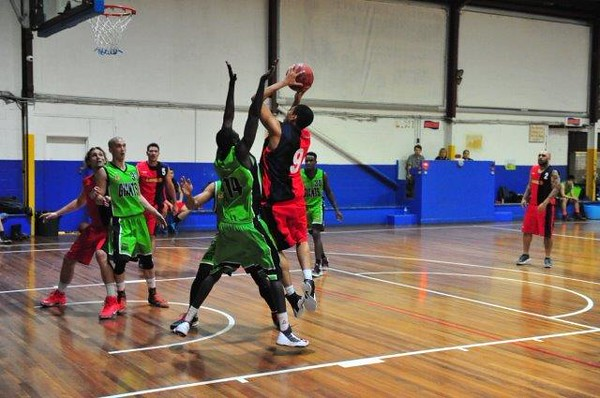 Norwest Giants vs Northside Breakers 19-9-15