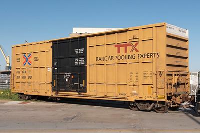 FBOX - TTX Corporation - Boxcars