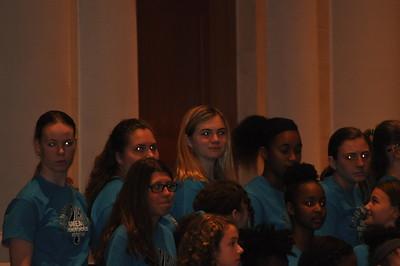 Honor Chorus 2016 (8th grade)