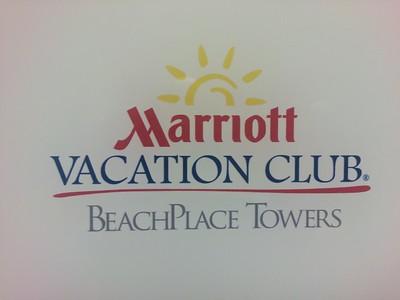 Marriott's Beachplace Towers December 2015