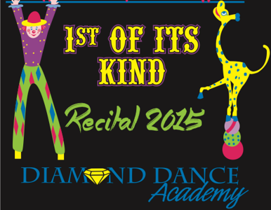 Diamond Dance Academy Recital May 2015