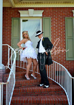 JD & Heather ~ Prom 2013