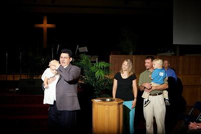 Chapelgate Baptisms 23Sept12