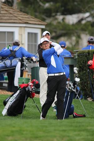 Boys Varsity Golf - 2015