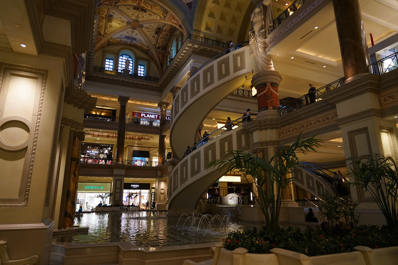 Forum Shops at Caesars Palace